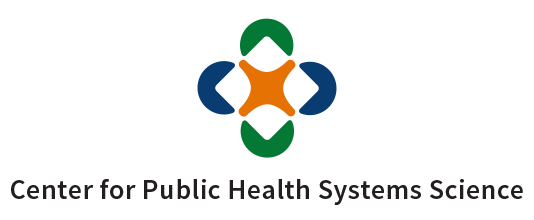 Center for Public Health Systems Science Logo