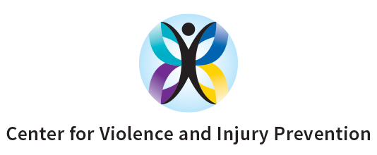 Center for Violence and Injury Prevention Logo