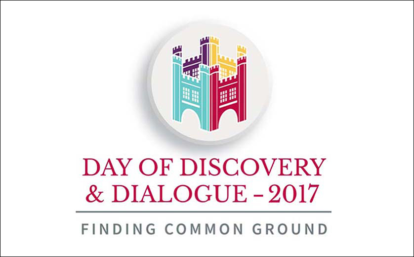 Day of Discovery and Dialogue 2017: Finding Common Ground