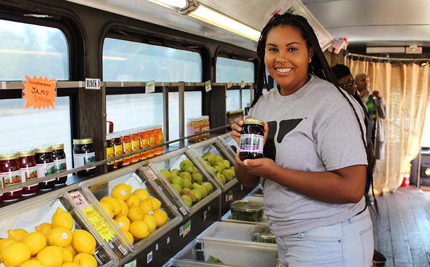 Crystal Ellis Expands Food Access Image