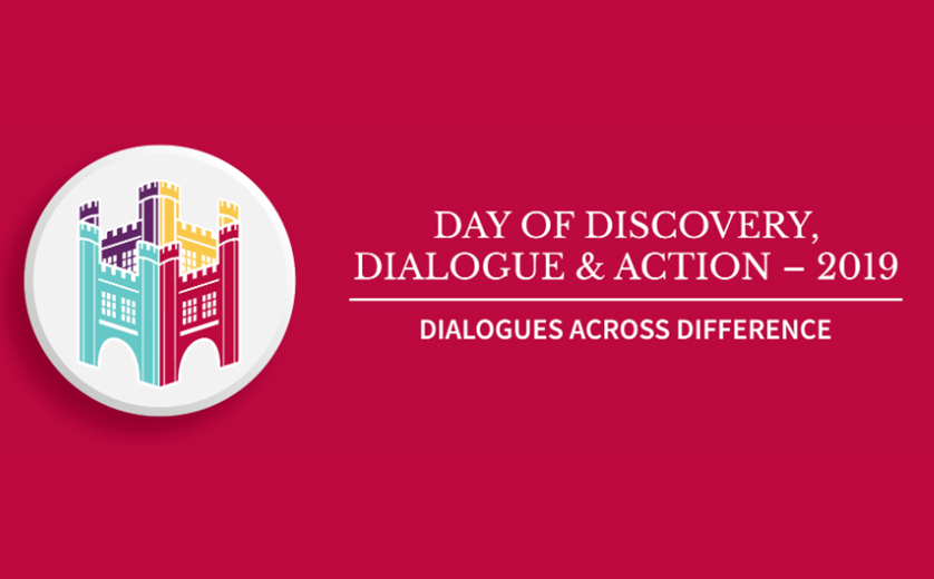 Day of Discovery & Dialogue is a yearly event across multiple WashU campuses.
