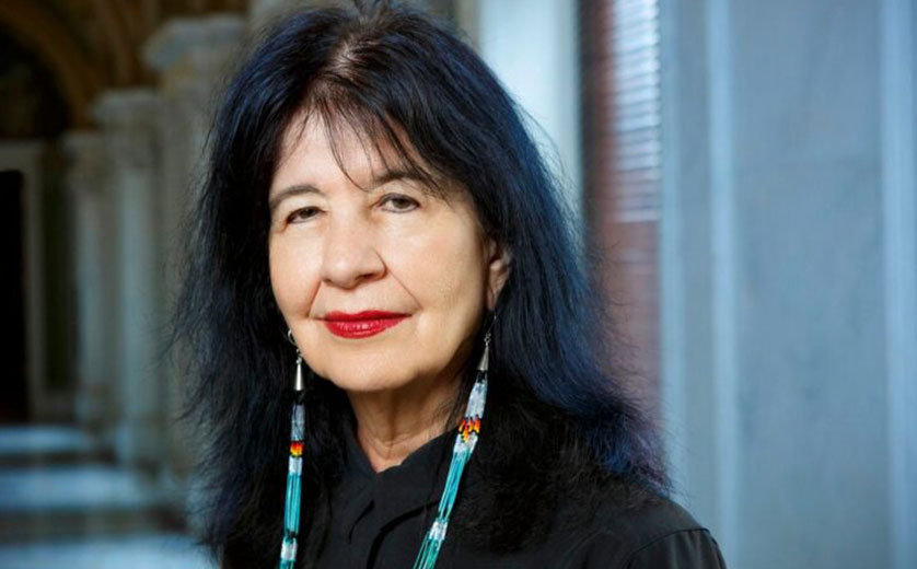 Joy Harjo, a member of the Muscogee Creek Nation, has been selected as 23rd poet laureate of the United States.
