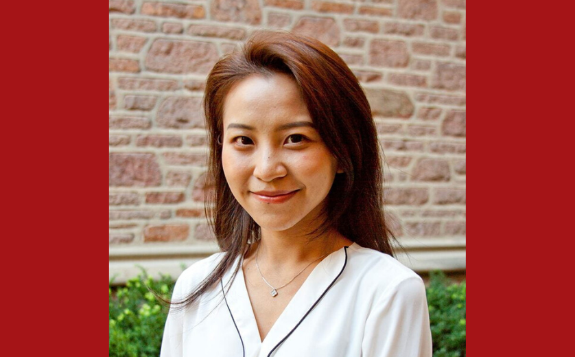 Photo of CSD Research Associate YingyingZeng