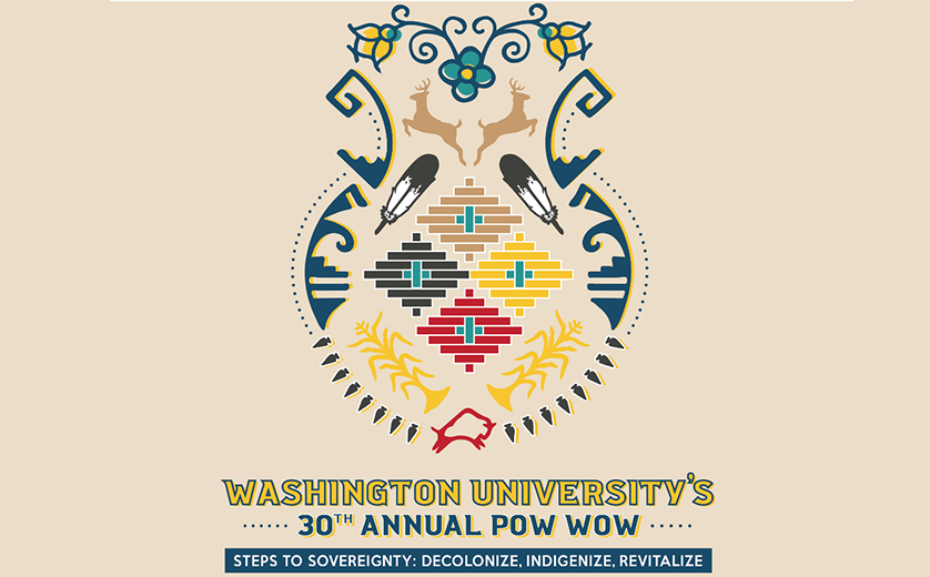 Flyer for 30th Annual Pow-Wow
